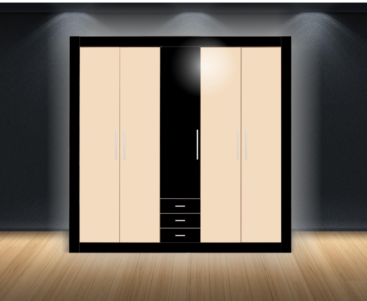 Gardrób szekrény 112
