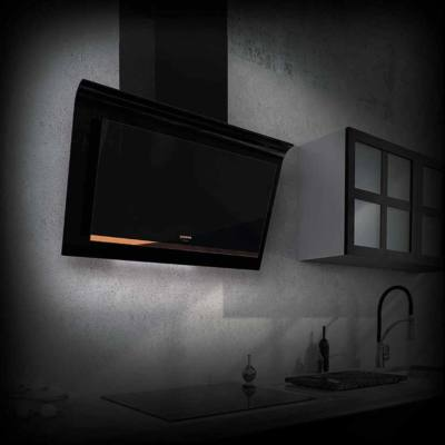 Nodor NorBreeze FRIDA 90 CU dontott ernyos paraelszivo fekete www.konyha.eu